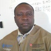 Vengesai Mazambani, Projekt Manager - Simbabwe Team